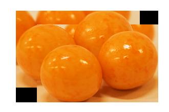 Apelsin Majsbollar