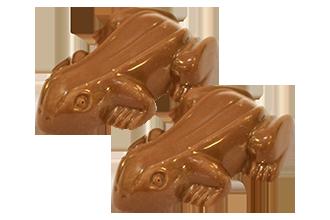 Choklad Grodor