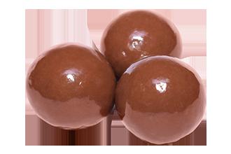 Choklad Majsbollar