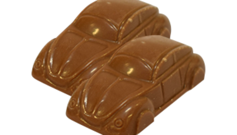 Choklad VW-BIlar RED