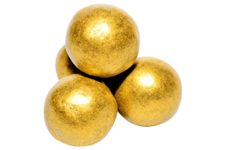 Guldchoklad / Lakrits