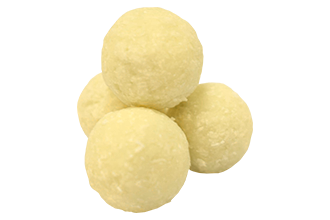 Kokos Lakritskulor