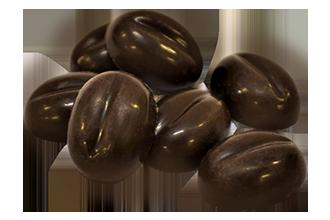 Mörka Kaffebönor