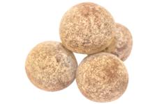 Snow Hazelnuts