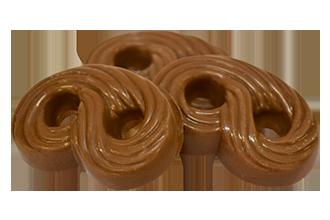 Choklad Kringlor